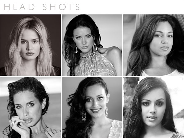 Head Shots - Actors + Models