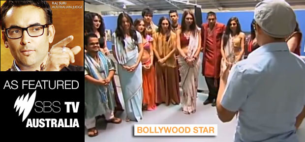 Bollywood Star Judge SBS TV - Australia