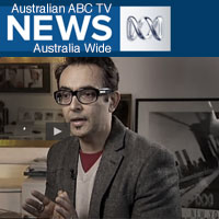 Raj Suri on ABC TV News - Australia Wide