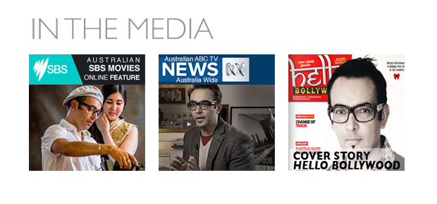 Raj Suri in the media