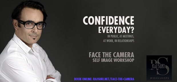 Raj Suri Face the Camera | Workshops & Auditions