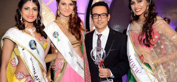 Raj Suri wins talent mentor award in India - 2015