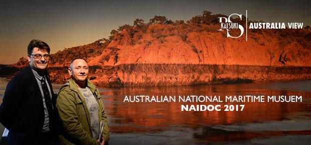 Australian National Maritime Museum Naidoc 2017