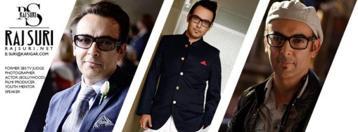 Indian Australian Influencer - Raj Suri